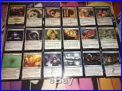 Mtg Full EDH Deck Narset, Enlightened Master Lots of Rare/Mythics