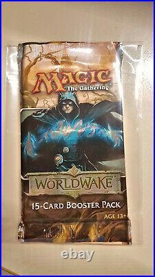 Mtg Worldwake / Weltenerwachen Jace Booster Pack Neu from Box Rare Vintage