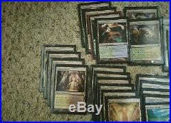 Mtg rare land lot arid fetches magic collection