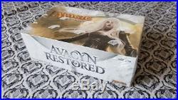 NEW SEALED MTG Magic the Gathering AVACYN RESTORED Booster Box Rare Mint