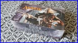 NEW SEALED MTG Magic the Gathering DARK ASCENSION Booster Box Rare Mint