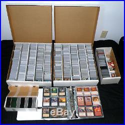 New Magic The Gathering Repack 4000 Cards Mtg Mint Lot Booster Box + 200 Rares
