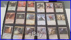 Old and New Magic the Gathering MtG Colection 550+ Rares 175+ Foils