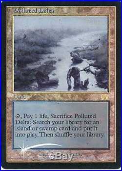 Polluted Delta FOIL Onslaught Magic the Gathering Rare x1 NEAR MINT