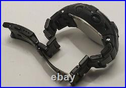 Rare! CASIO G-SHOCK MTG-910DA Stainless Black Mission Impossible Style III 2006