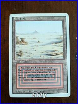Revised Badlands Dual Land MTG Magic the Gathering
