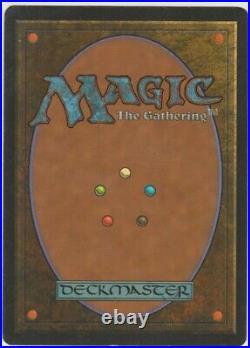 Revised Edition MTG Scrubland Magic Duel Land