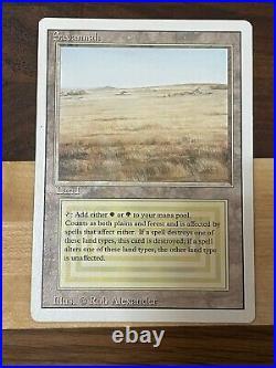 Revised Savannah MTG Near Mint Magic Card #1