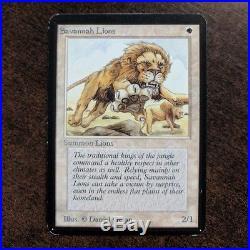 Savannah Lions Alpha Mp Mtg