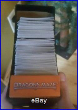Selling my mtg collection. Over 220 rare/mythic mtg cards + others