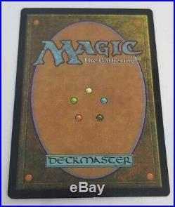 Serra's Sanctum Magic the Gathering Urza's Saga MTG Rare NM Never Played Land