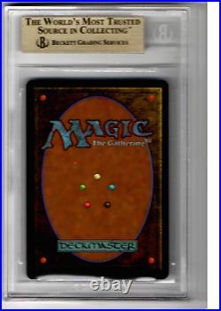 Sliver Queen MTG Stronghold Beckett Graded BGS 9.5 GEM MINT Low Pop Magic