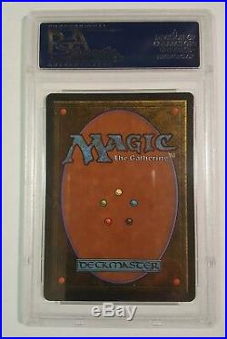 Tabernacle At Pendrell Vale x1 English Legends PSA 10 Gem Mint Magic MTG