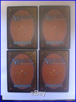 Tarmogoyf x4 NM MTG Modern Masters 4 Mythic Rare Tracking