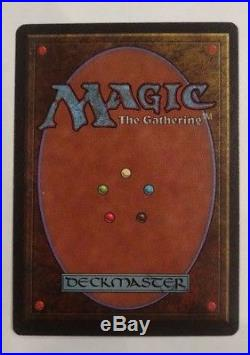 The Abyss (Legends) MTG / Magic The Gathering Great condition