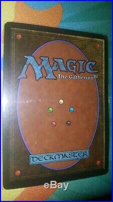 The Abyss Legends MtG Magic Black Rare old school 93/94 magic gathering
