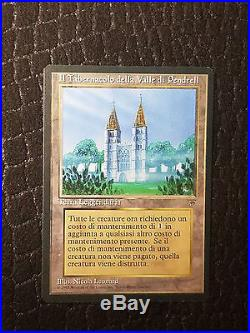 The Tabernacle at Pendrell Vale Legends MTG Magic the Gathering Italian unplayed