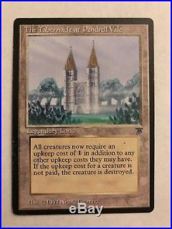 The Tabernacle at Pendrell Vale (NM) X1 (Legends) MTG (NM) Vintage MTG English