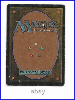 Time Vault Unlimited Edition Magic the Gathering MTG -Moderately Played MP