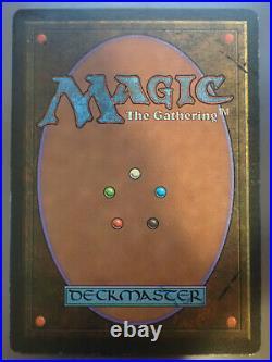 Tropical Island Alter Full Art MTG 3rd Edition Revised Magic LP