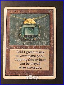UNLIMITED MOX EMERALD Power 9 P9 Magic the Gathering MTG