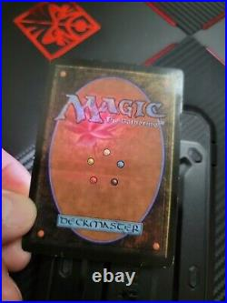 Unlimited Black Lotus Magic the Gathering MTG Power 9 Reserved List 1993
