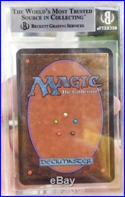 Vintage Magic MINT MTG BGS 9 Alpha Balance, QUAD+9.5, PSA Quality, OLD SCHOOL