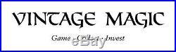 Vintage Magic MTG 1993 Alpha Starter Deck Rule Book No Lotus or Mox, RARE