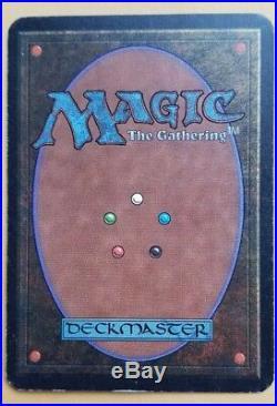 Vintage Magic MTG Alpha Drain Power LP Condition, OLD SCHOOL