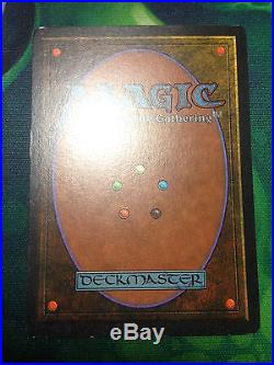 Volcanic Island Unlimited NM Condition Rare Dual Land Mtg Personal Collection #4