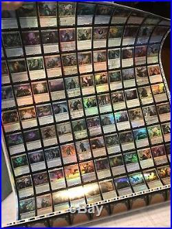War Of The Spark Foil Uncut Sheet Rare & Mythics! Hasbro MTG Magic The Gathering