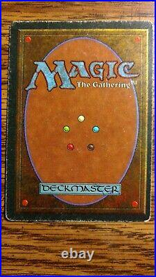 Wheel of Fortune Revised 3rd Ed. MtG Magic the Gathering TCG Reserve List