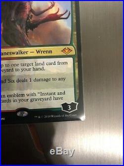 Wrenn And Six Mythic Rare MTG Modern Horizons 217/254 NM Mint